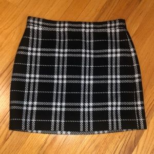 JCrew | plaid skirt | 6